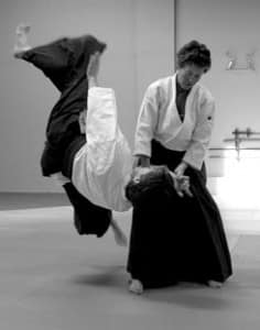 Kimberly Richardson Sensei