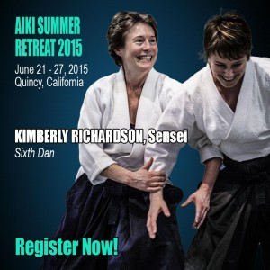 Kimberly Richardson Sensei 2015 Register Now